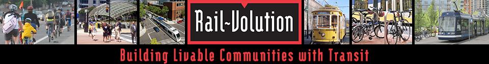 Railvolution banner